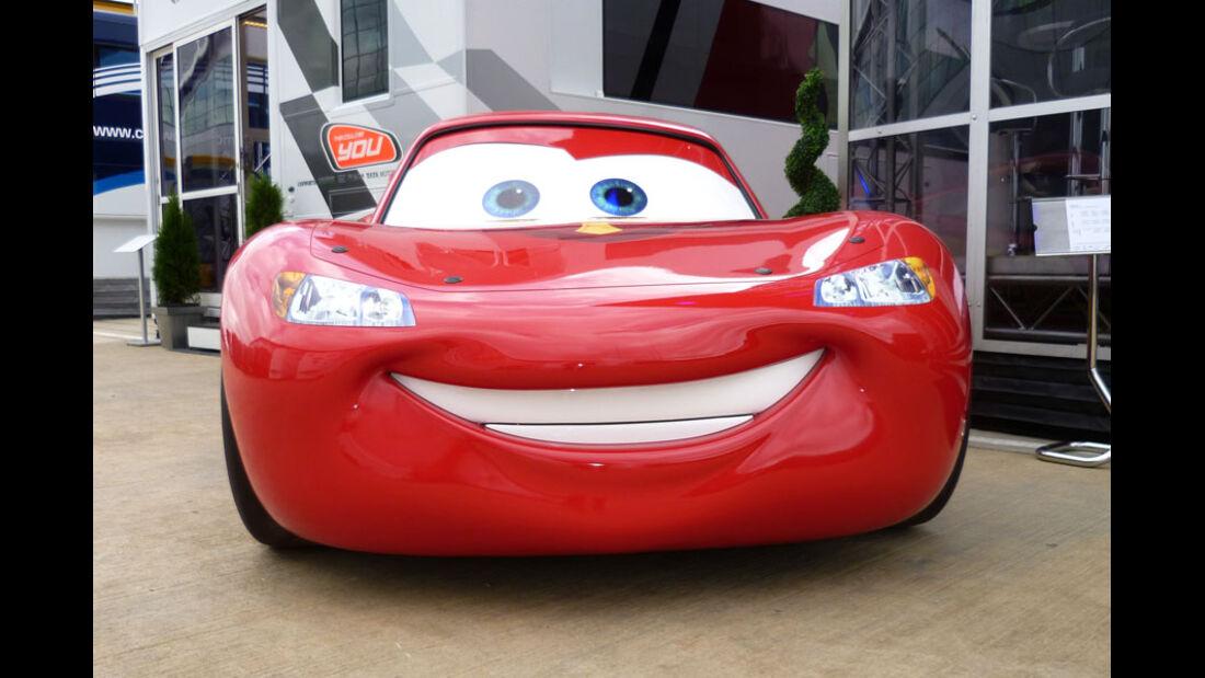 Cars - GP England - Silverstone - Do. 7. Juli 2011