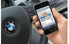 Carsharing, BMW, App