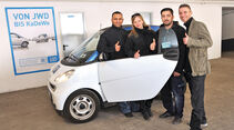 Carsharing, Car2go, Team