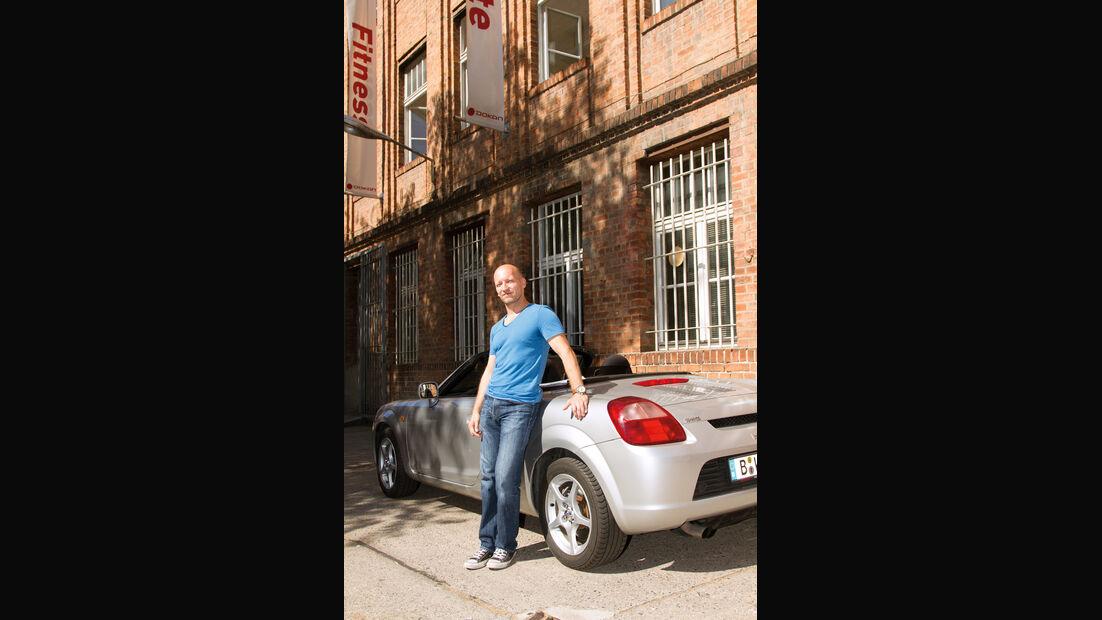 Carsharing, Guido Wallmann