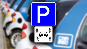 Carsharing Verkehrsschild Schild 2019 BMVI