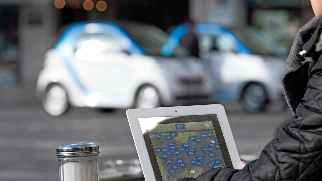 Carsharing – so geht's!, e-Smart