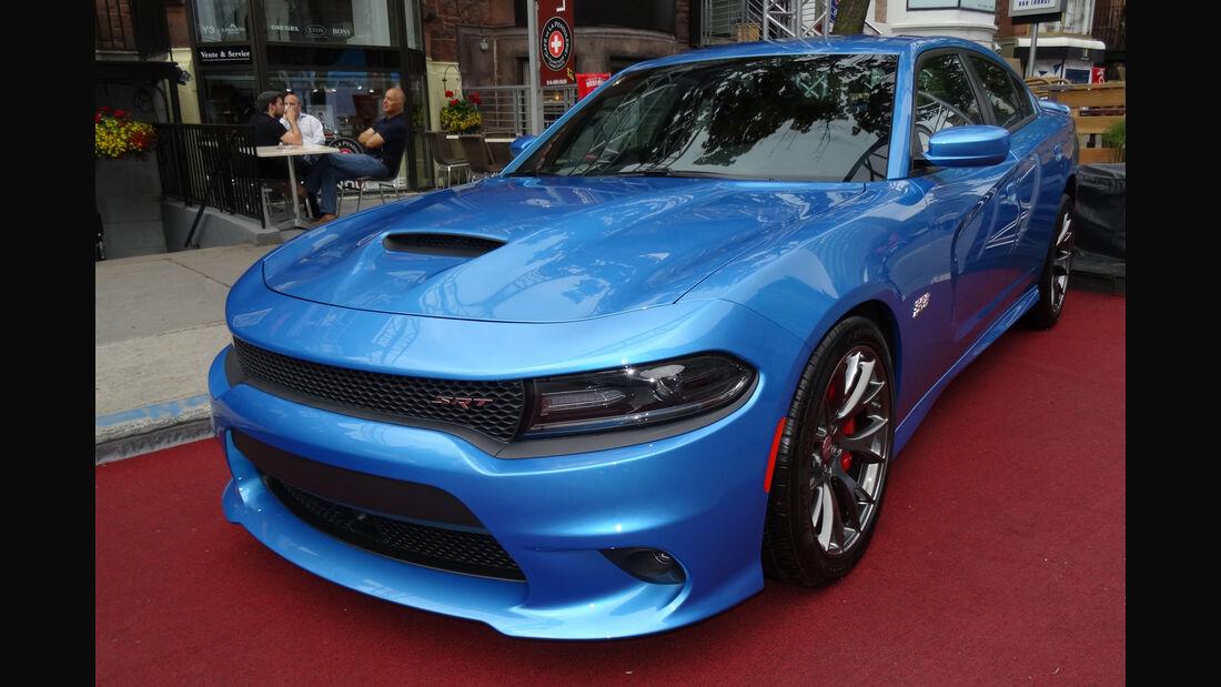 Carspotting - GP Kanada 2015