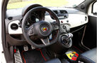 Cartech-Abarth 500 Coppa, Cockpit