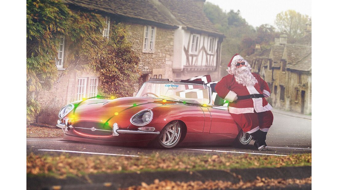 Carwow Weihnachtsautos