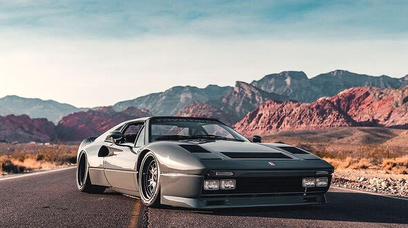 Casil Motors Ferrari 328 BB3X8 FDP Restomod