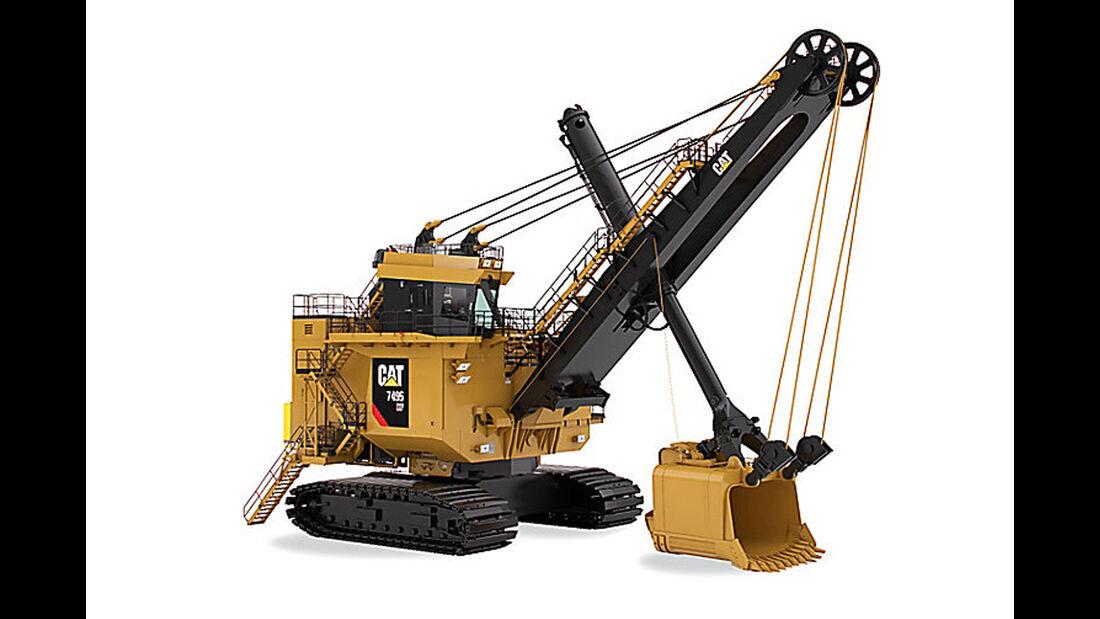 Cat 7495 HF