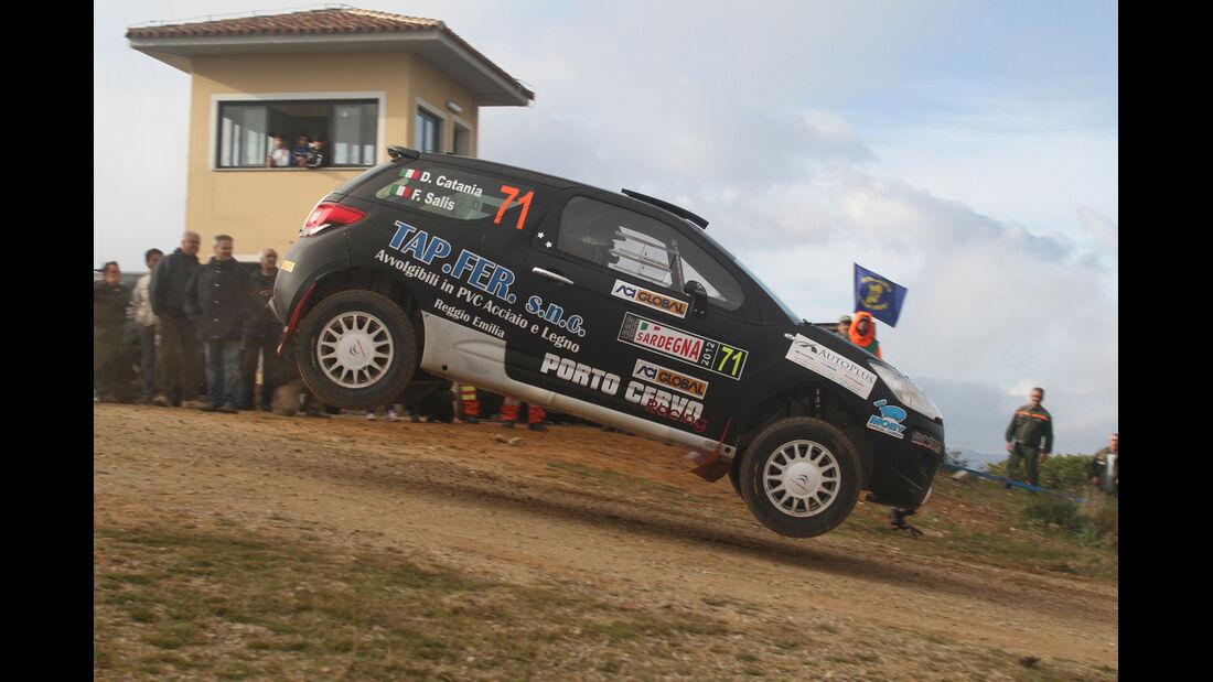 Catania Rallye Italien 2012 WRC