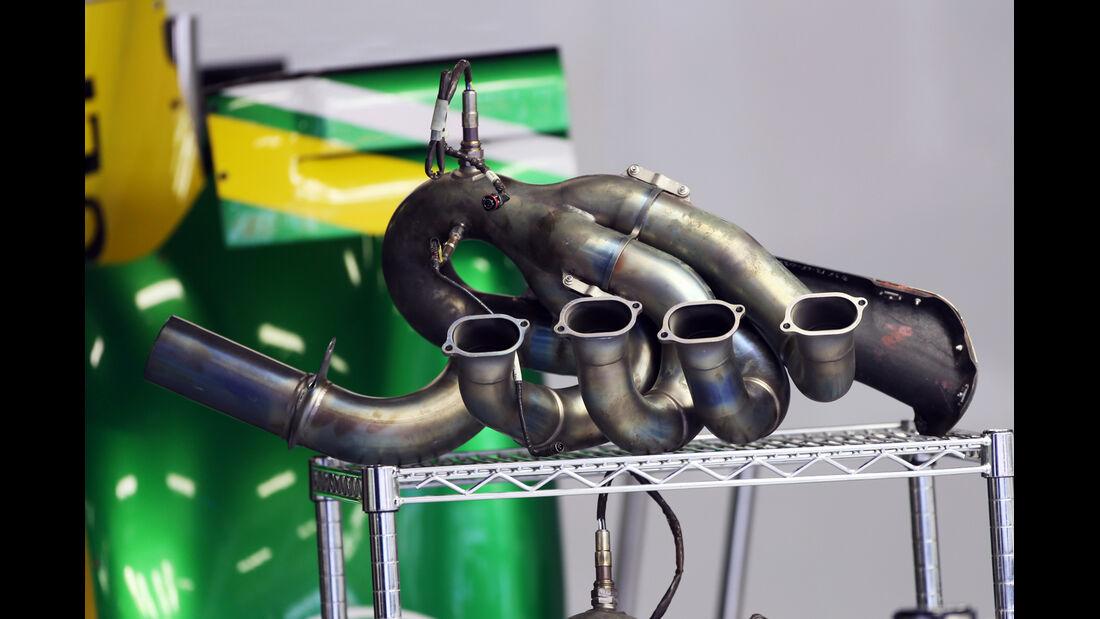 Caterham - Barcelona F1 Test 2013