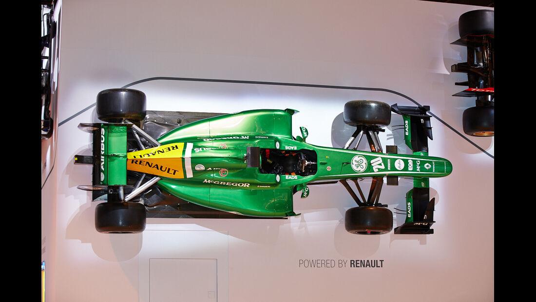 Caterham F1 - IAA 2013