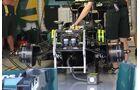 Caterham - Formel 1 - GP Abu Dhabi - 01. November 2012