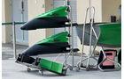 Caterham - Formel 1 - GP Abu Dhabi - 20. November 2014