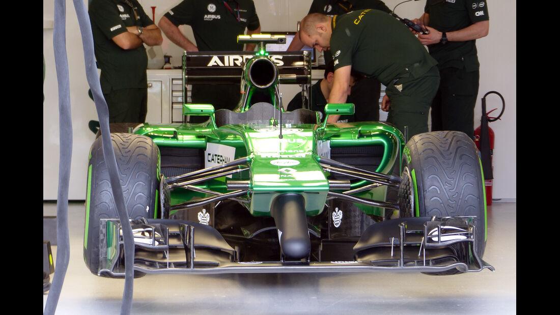 Caterham  - Formel 1 - GP Australien - 15. März 2014