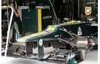 Caterham - Formel 1 - GP Bahrain - 20. April 2012