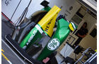 Caterham - Formel 1 - GP Belgien - Spa-Francorchamps - 22. August 2013
