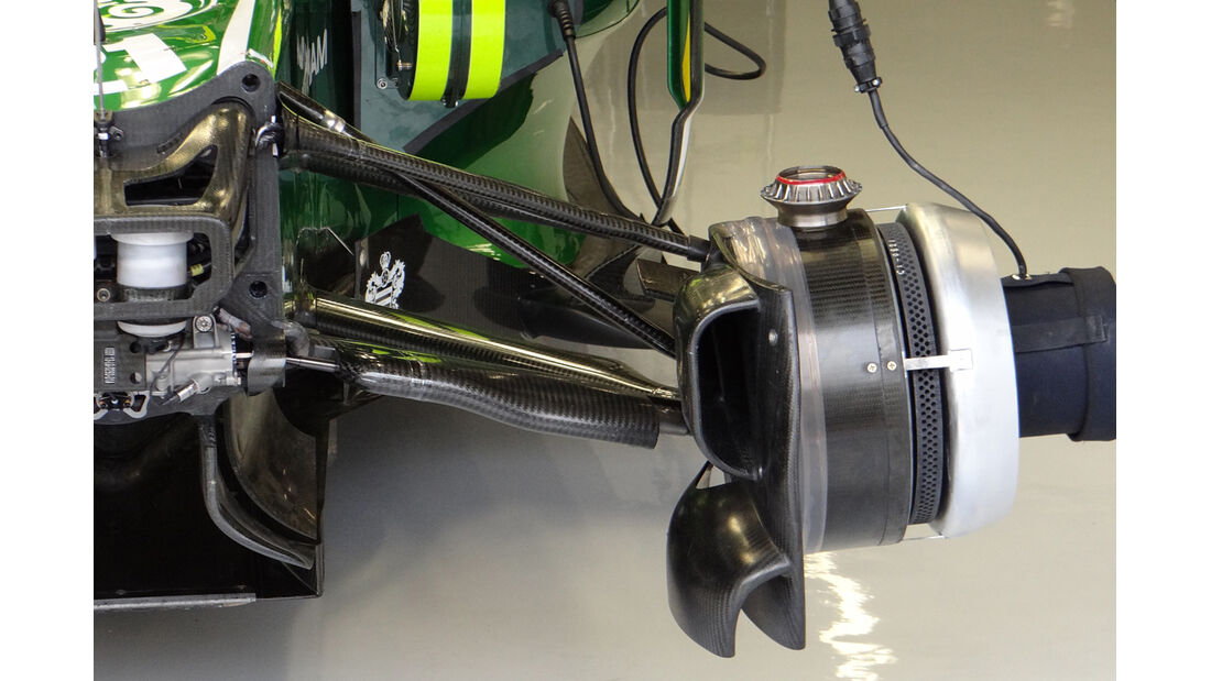Caterham - Formel 1 - GP Belgien - Spa-Francorchamps - 24. August
