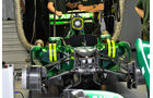 Caterham - Formel 1 - GP Brasilien - 22. November 2013