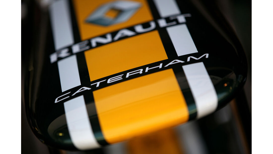 Caterham - Formel 1 - GP Brasilien - Sao Paulo - 23. November 2012
