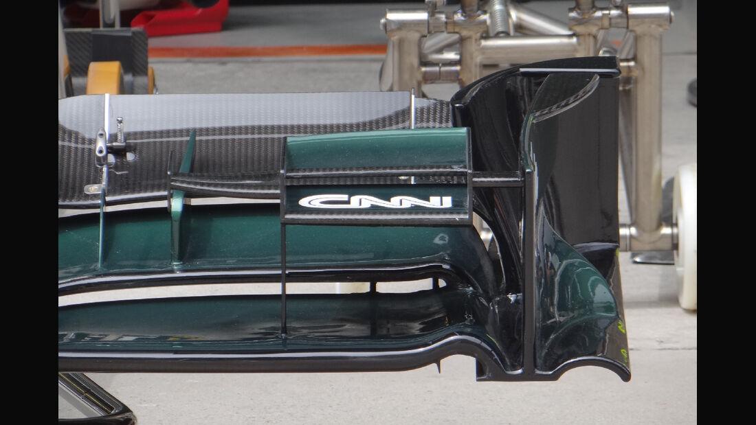 Caterham - Formel 1 - GP China - 11. April 2012