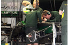 Caterham - Formel 1 - GP China - 11. April 2013