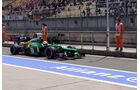 Caterham - Formel 1 - GP China - 12. April 2013