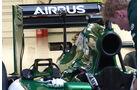 Caterham - Formel 1 - GP China - Shanghai - 17. April 2014