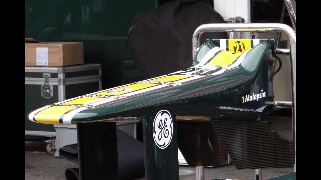 Caterham - Formel 1 - GP Deutschland - 19. Juli 2012