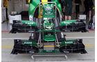 Caterham - Formel 1 - GP England - 27. Juni 2013