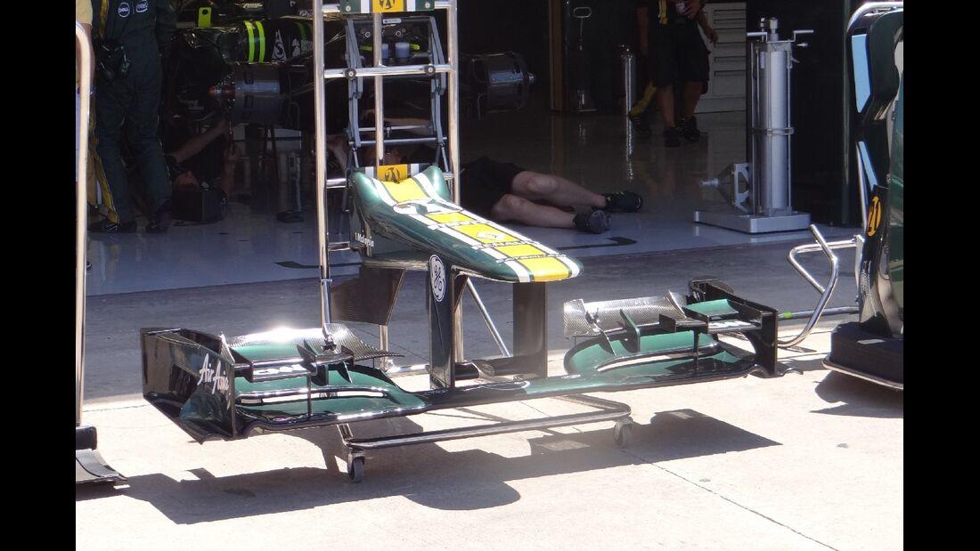 Caterham  - Formel 1 - GP Europa - 23. Juni 2012