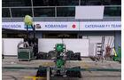 Caterham - Formel 1 - GP Italien - 3. September 2014