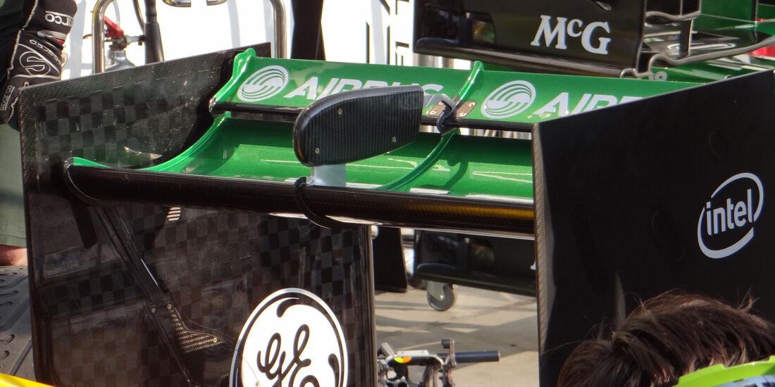 Caterham - Formel 1 - GP Italien - Monza - 5. September 2013