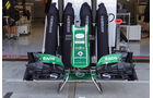 Caterham - Formel 1 - GP Italien - Monza - 5. September 2013