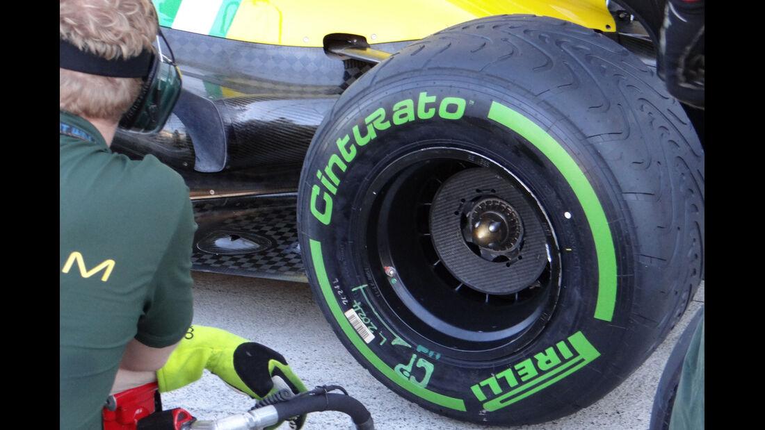 Caterham - Formel 1 - GP Japan - 10. Oktober 2013