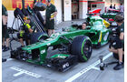 Caterham - Formel 1 - GP Japan - 10. Oktober 2013