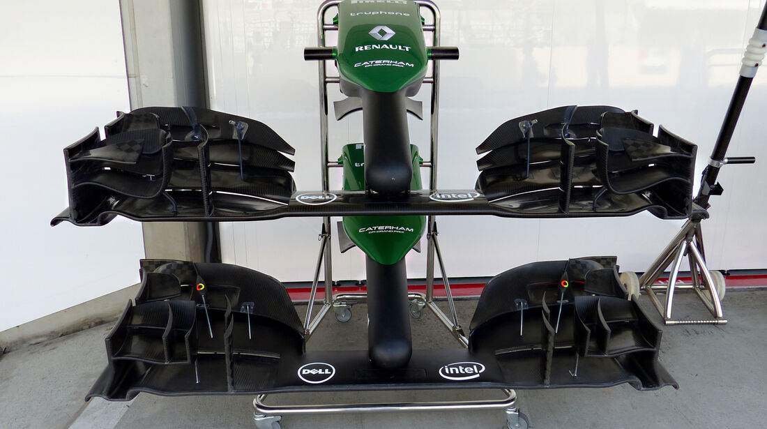 Caterham - Formel 1 - GP Japan - 3. Oktober 2014