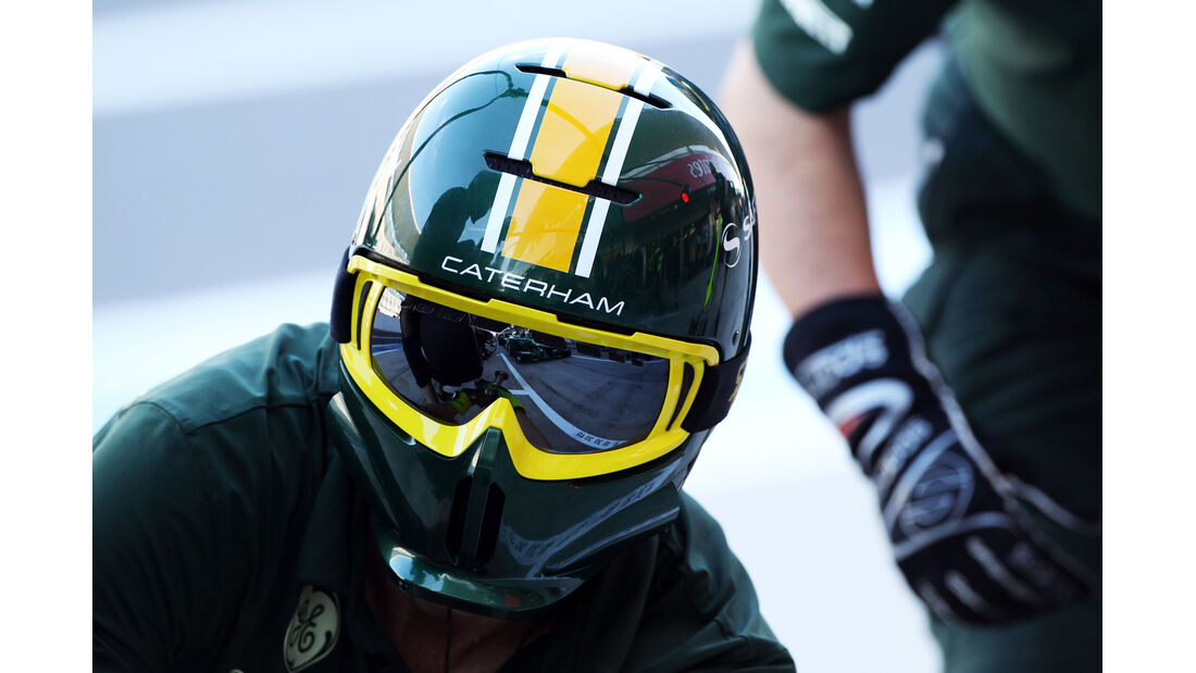 Caterham - Formel 1 - GP Japan - Suzuka - 11. Oktober 2013