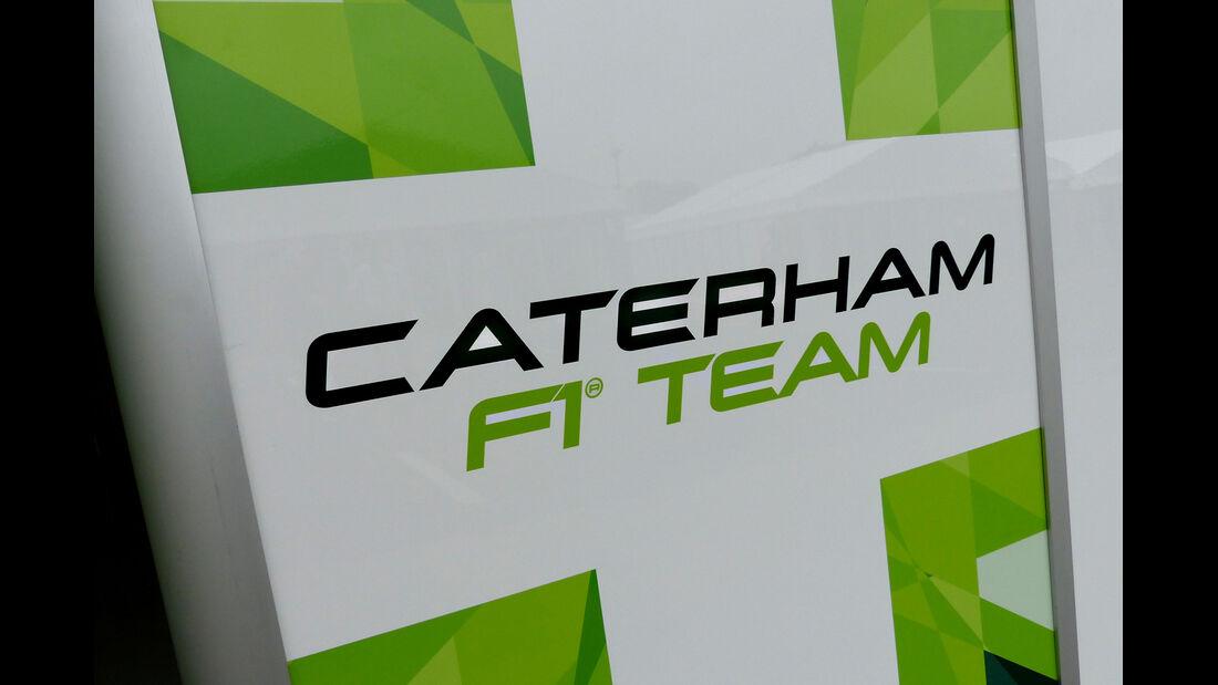 Caterham - Formel 1 - GP Japan - Suzuka - 2. Oktober 2014