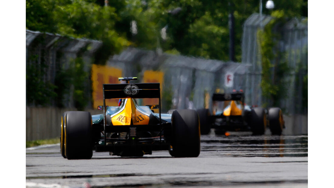 Caterham Formel 1 GP Kanada 2012