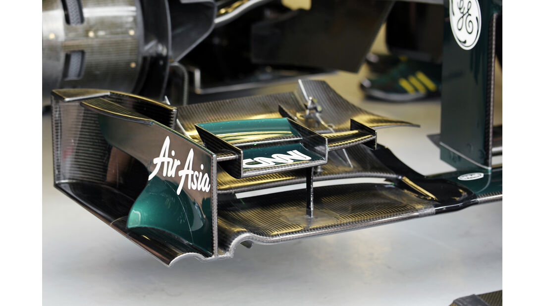 Caterham - Formel 1 - GP Kanada 2012 - 8. Juni 2012