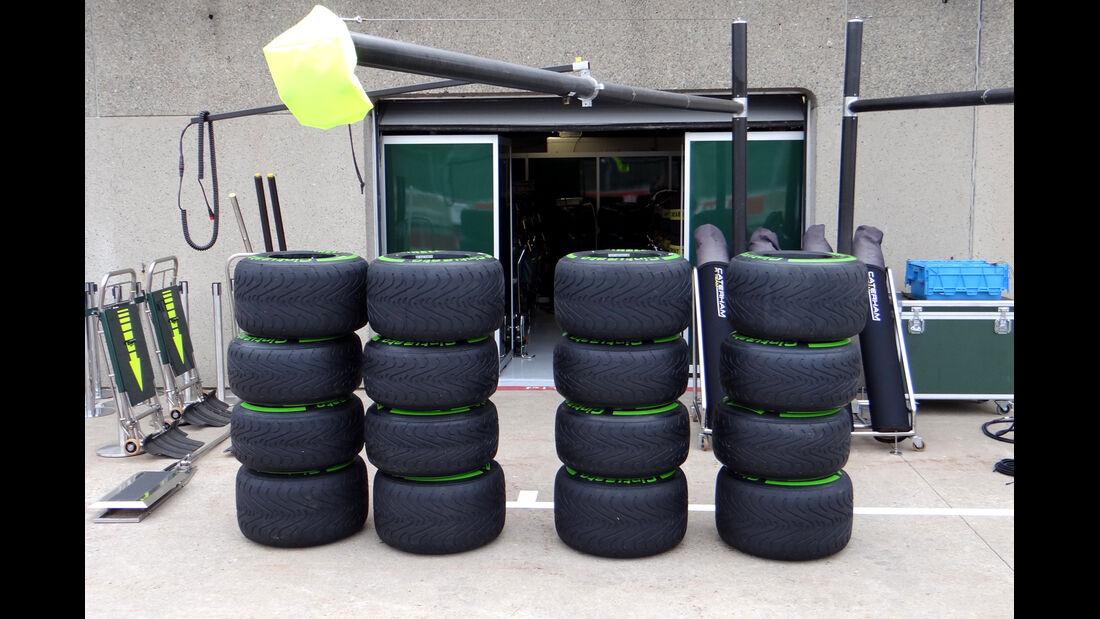 Caterham - Formel 1 - GP Kanada - 6. Juni 2013