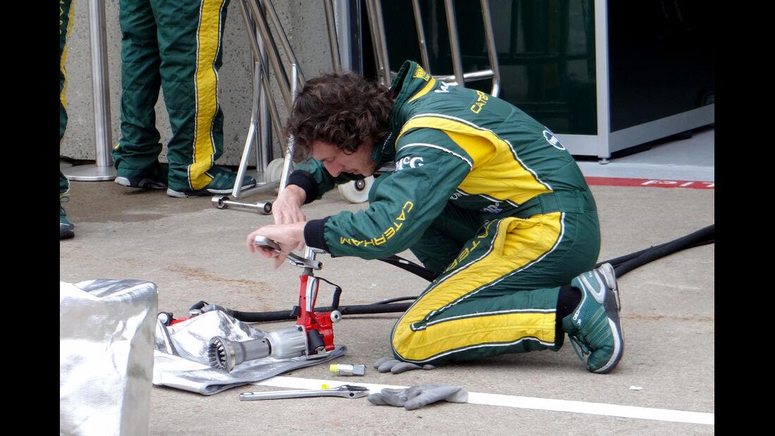 Caterham - Formel 1 - GP Kanada - 7. Juni 2013