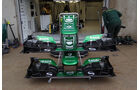 Caterham - Formel 1 - GP Kanada - 8. Juni 2013