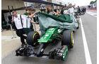 Caterham - Formel 1 - GP Kanada - Montreal - 5. Juni 2014