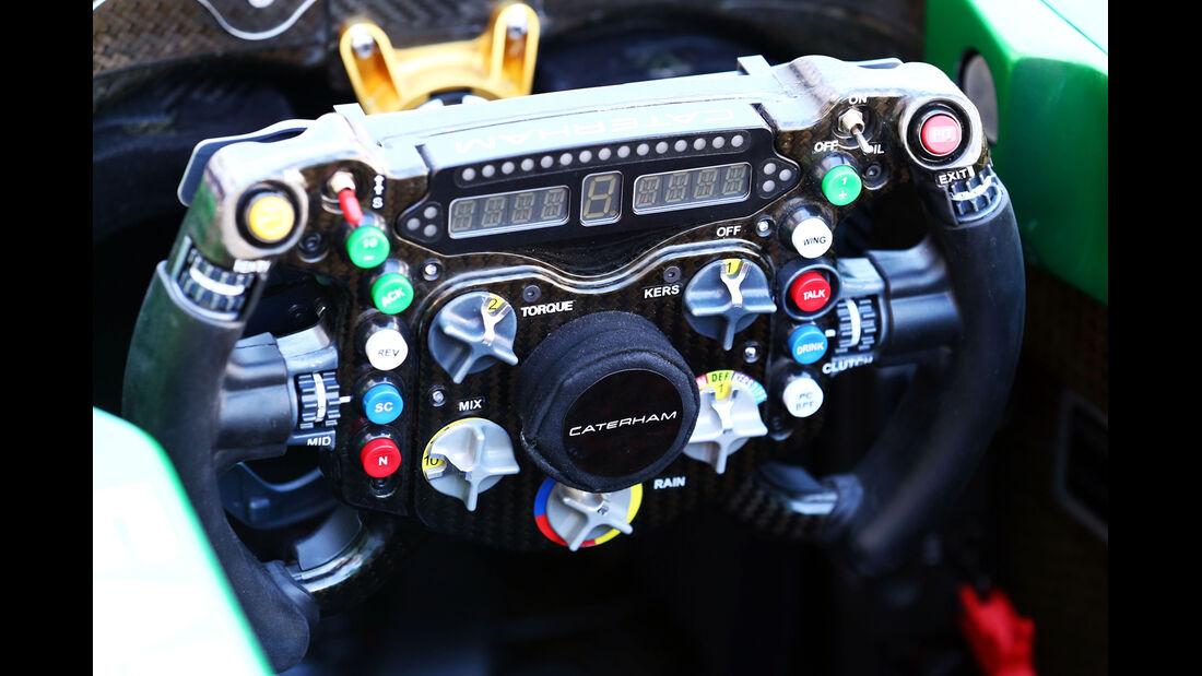 Caterham - Formel 1 - GP Korea - 3. Oktober 2013