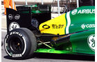 Caterham - Formel 1 - GP Korea - 4. Oktober 2013