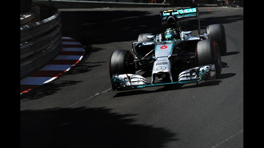 Caterham - Formel 1 - GP Monaco - 20. Mai 2014