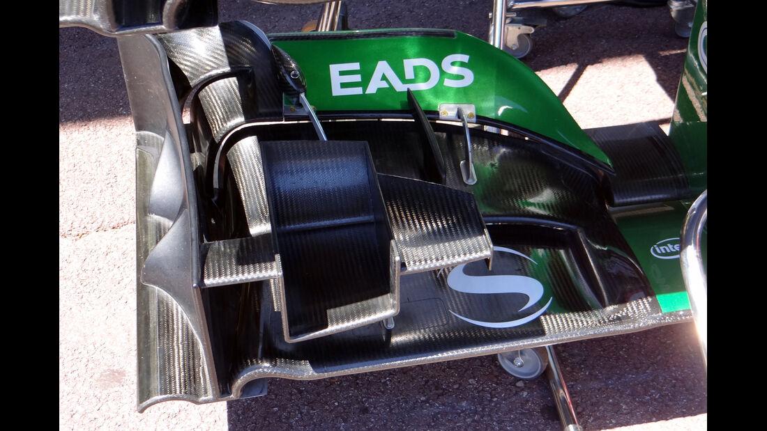 Caterham - Formel 1 - GP Monaco - 23. Mai 2013