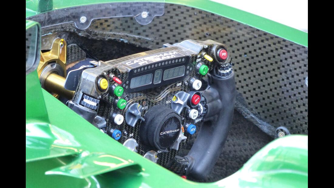 Caterham - Formel 1 - GP Russland - 11. Oktober 2014