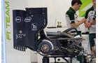 Caterham - Formel 1 - GP Singapur - 18. September 2014