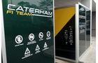 Caterham - Formel 1 - GP Singapur - 20. September 2012